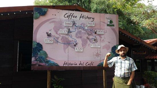 Britt Coffee Tour