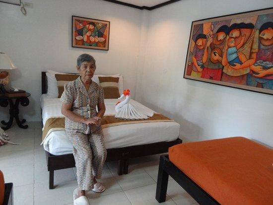 Nurture Wellness Village: Mom in the Family room