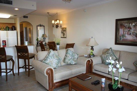 Blue Heron Beach Resort: Blue Heron - Room