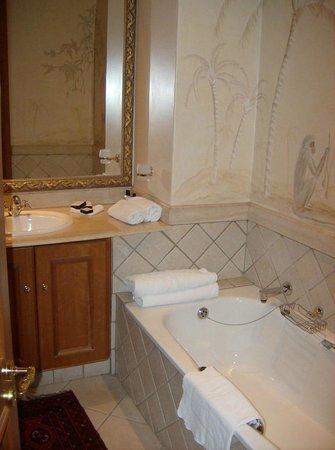 Villa Sterne: Bathroom