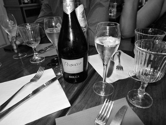 Tentazioni : great champagne