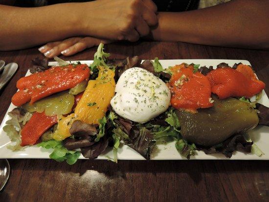 Tentazioni : excellent salad