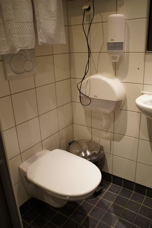 Yess! Hotel Kristiansand: Bad