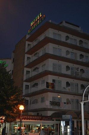"""Hotel Acapulco Lloret de Mar: Отель """" Акапулько"""""""