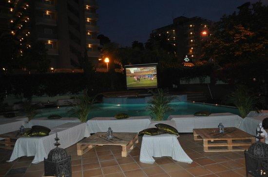 """Hotel Acapulco Lloret de Mar: """"Вечер релаксации"""""""