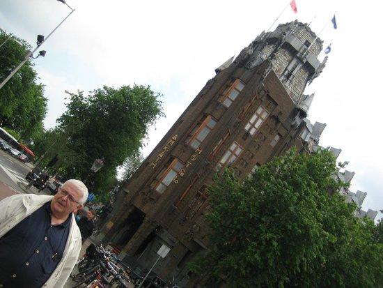 Grand Hotel Amrath Amsterdam: Vista de la fachada del hotel