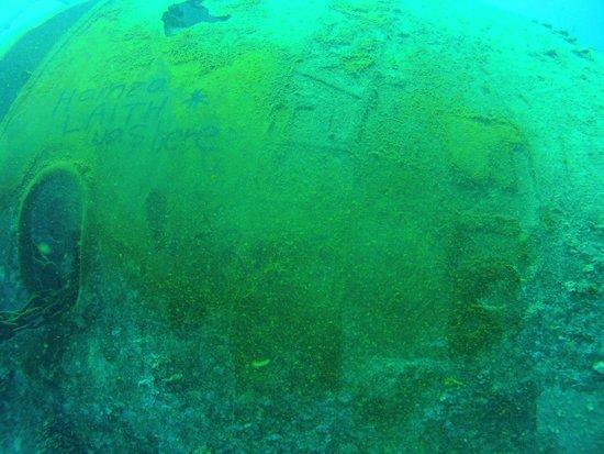 Ahlan Aqaba Scuba Diving Centre: Deep blue waters