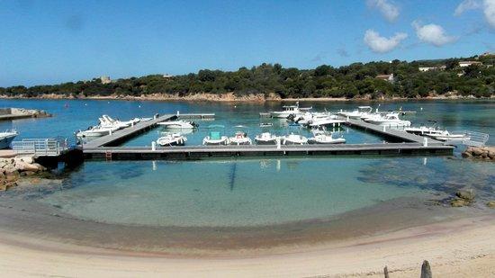 Résidence Odalys Stella di l'Aria : Port de Tizzano (Mai 2014)