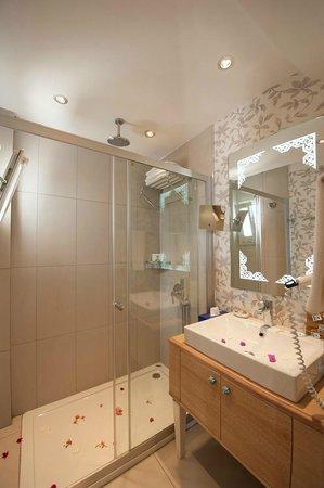 Mavi Suite Turkbuku : Bathroom
