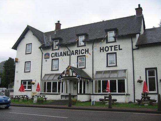 Best Western The Crianlarich Hotel: THE CRIANLARICH