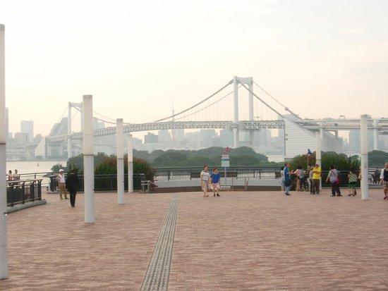 Rainbow Bridge : レインボーブリッジ②