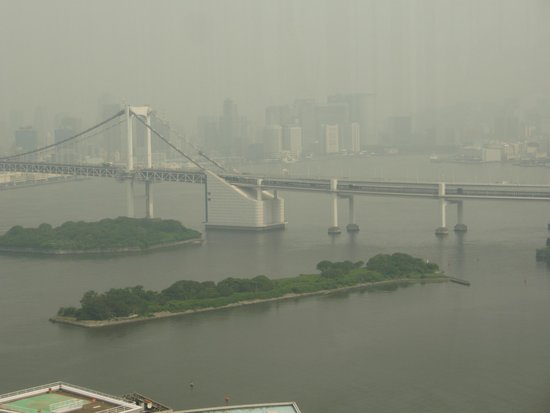 Rainbow Bridge : レインボーブリッジ③