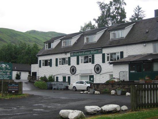 Clachan Cottage Hotel Restaurant: CLACHAN COTTAGE