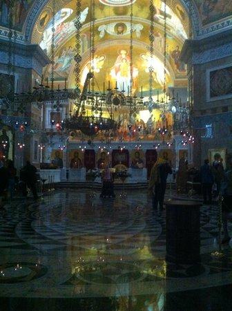 Cathedral of St. Alexander of the Neva: Александро-Невский Ново-Тихвинский женский монастырь Екатеринбурга