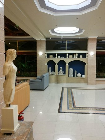 Atrium Palace Thalasso Spa Resort & Villas : Lobby