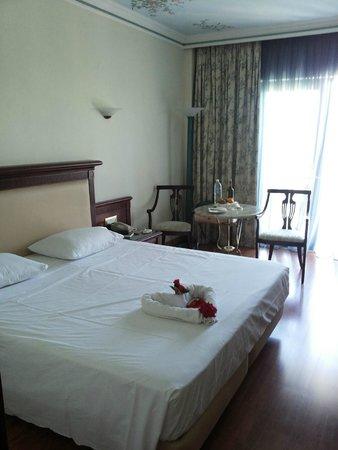 Atrium Palace Thalasso Spa Resort & Villas : Room
