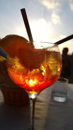 The Kings: Spritz - one of the bests I tasted