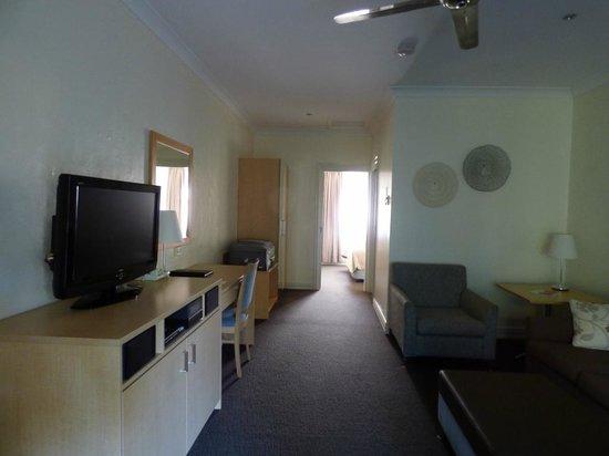 Pokolbin Village: Living Room
