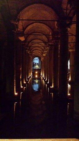 Basilica Cistern: Базилика