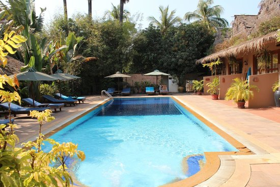 Antanue Spiritual Resort & Spa: Pool