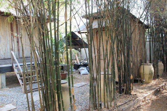 Antanue Spiritual Resort & Spa: Vermüllte Außenanlage