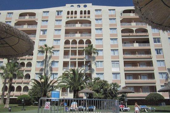 HYB Eurocalas: Edificio Mallorca