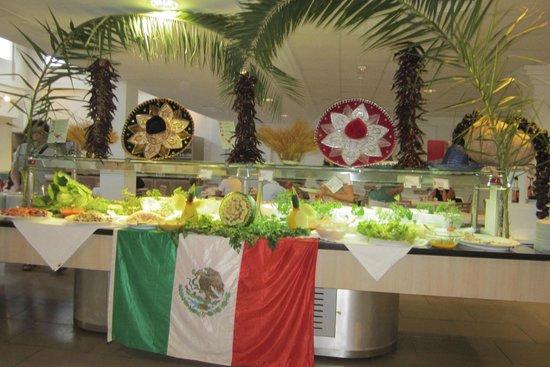 Hyb Eurocalas: Día de México