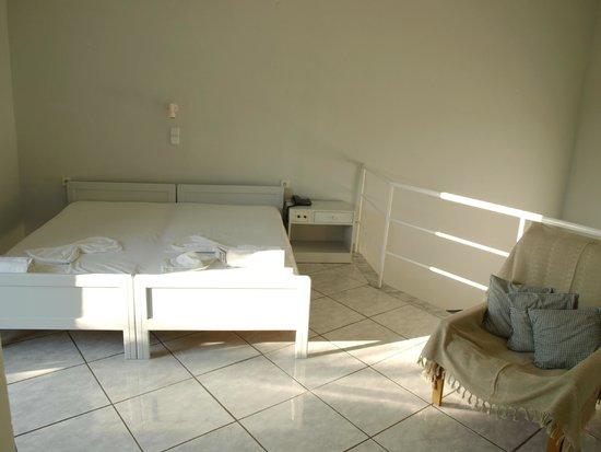 Hotel Kleopatra: 4persons room bedroom