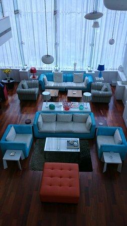 Waterstones Hotel: Lobby