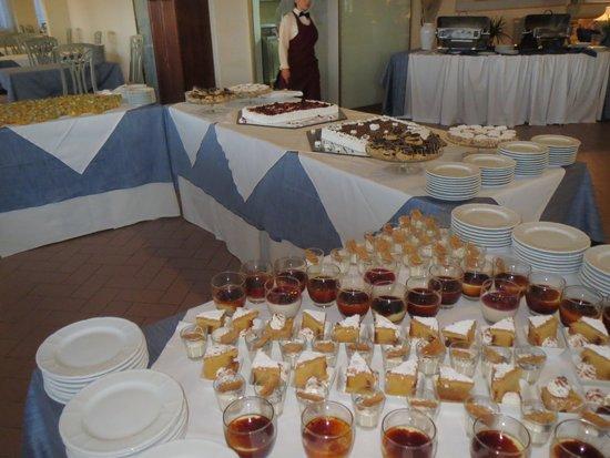 Hotel Palau : i dolci