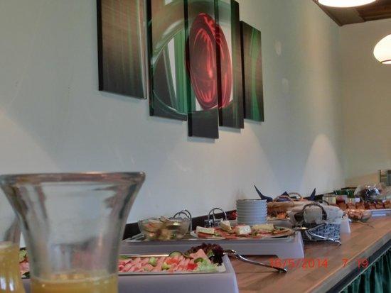 Tourist24: Frühstücksbuffet