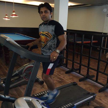 De Vivendi Resorts: Gym area