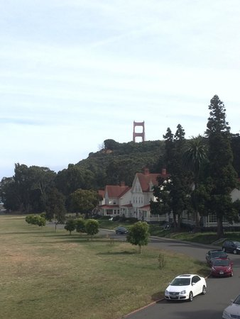 Cavallo Point: Picture perfect