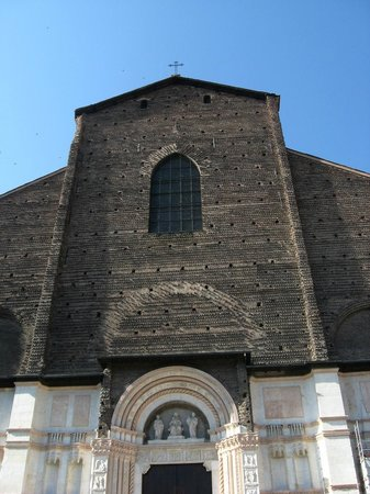 Basilica di San Petronio: frontale