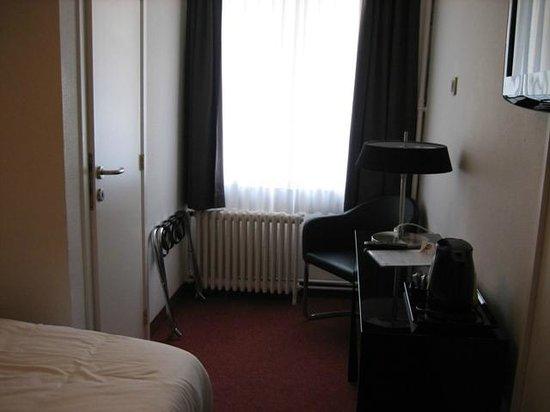 Hotel Du Soleil : Мой номер