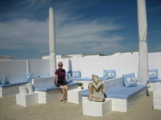 Hotel Du Soleil : Пляж Blue Buddha очень красивый и ухоженный