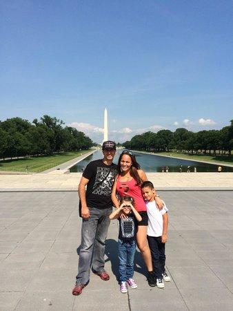Washington Monument: Algo para ver