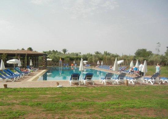 Club Dar Atlas : nouvelle piscine reservée aux adultes