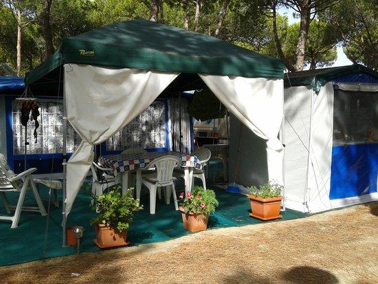 Orbetello Camping Village: la mia piazzola