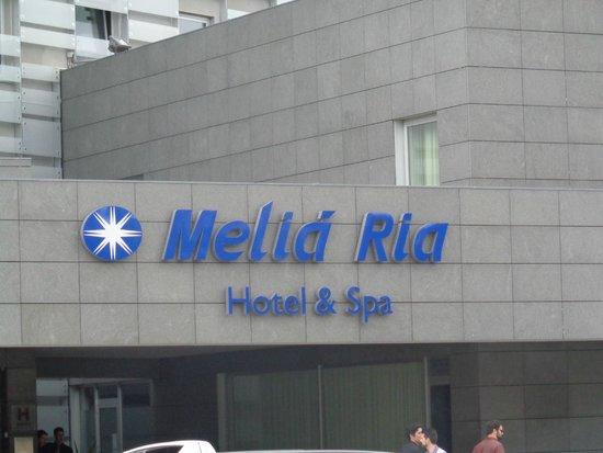 Melia Ria Hotel & Spa: Entrada