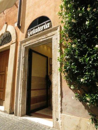 Gelateria Del Monte: Gelateria en Borgo Pio, 131