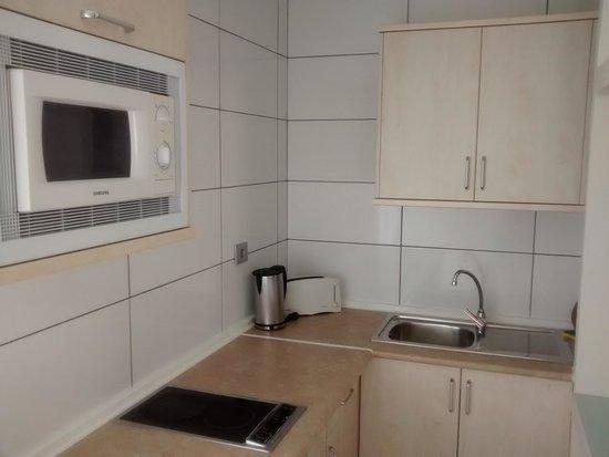Apartamentos THe Las Gaviotas : Cocina