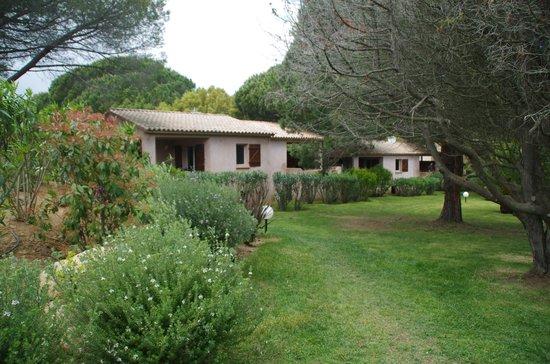 Les Pins de Santa Giulia : residence et parc arboré