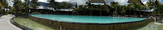 Victoria Beachcomber Resort & Spa: Pool