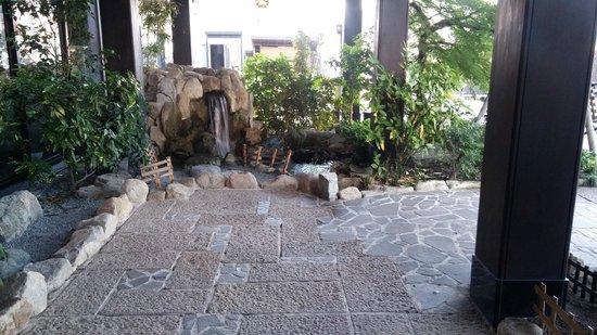 Takayama Ouan : 入口付近