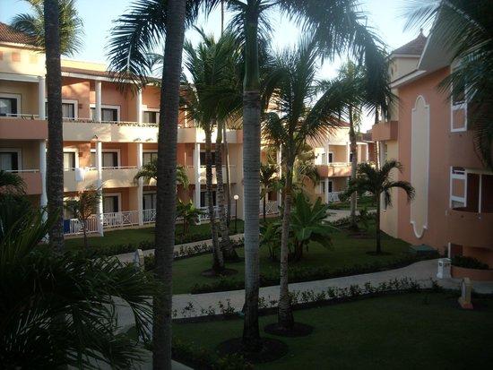 Grand Bahia Principe Bavaro : from balcony
