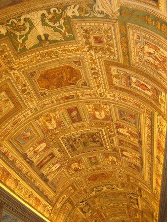 Musées du Vatican : Красота!