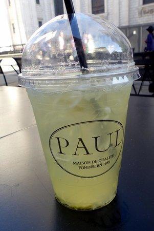 PAUL St. Paul's: Paul  - lemonade