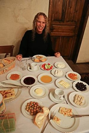 Old Greek House Restaurant and Hotel: The amazing breakfast