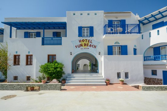 Photo of Sun Beach Hotel Naxos